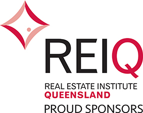 REIQ Corporate with tagline reiq proud sponsors